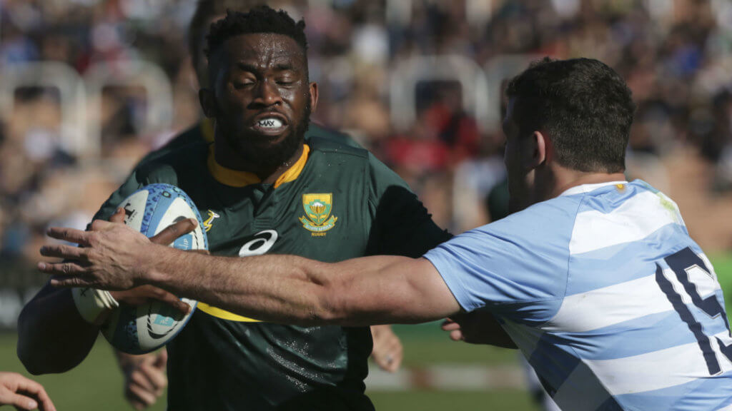 Pumas hold off sloppy Springboks to end home drought