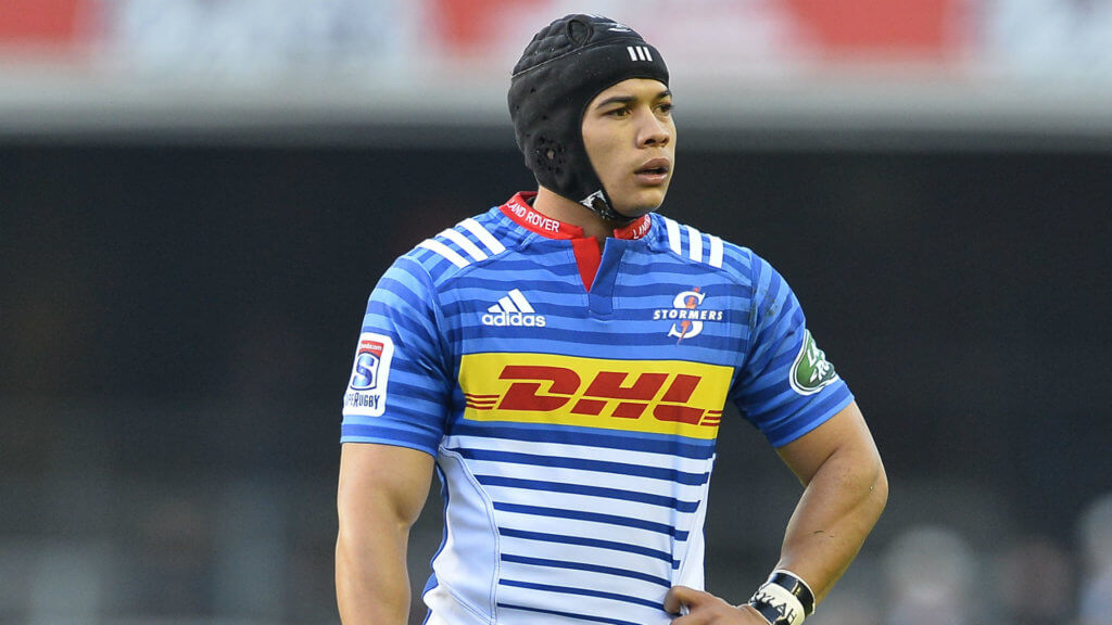 Springboks bring in uncapped Kolbe for Rugby Championship trip