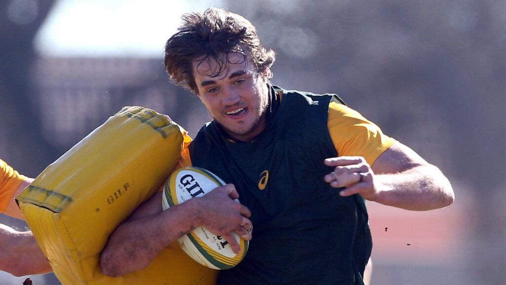 Mostert returns as Springboks prepare for physical Pumas