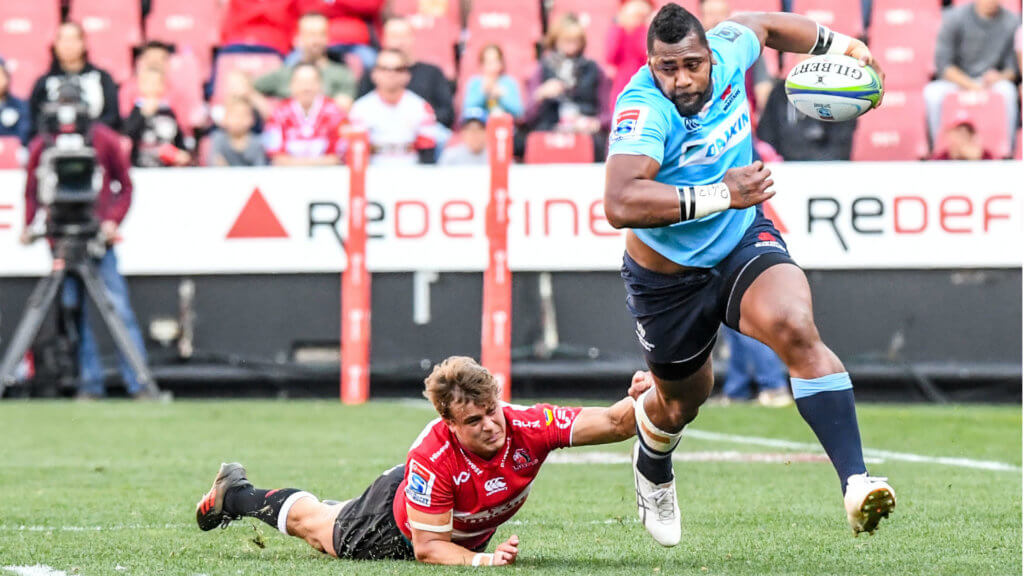 Lions' defence must improve for Crusaders challenge - Habana
