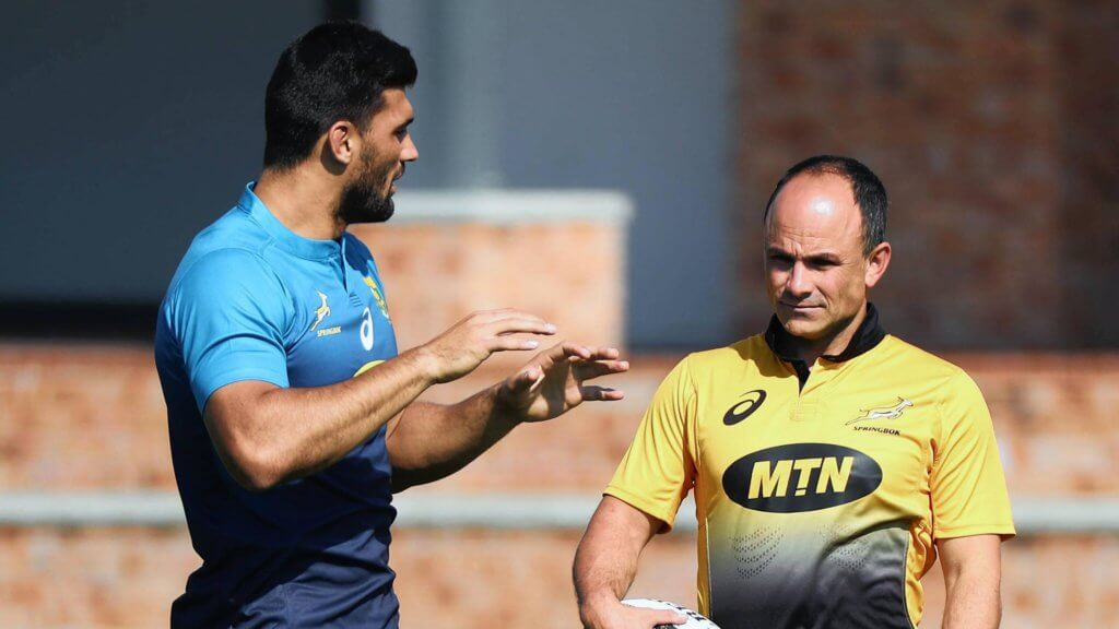 Six changes as Boks gear up for Wallabies