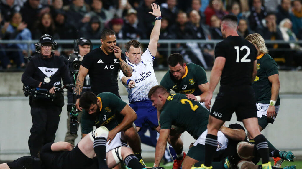 "Boks were ""done in by ref"" says Stuff.co.nz writer"