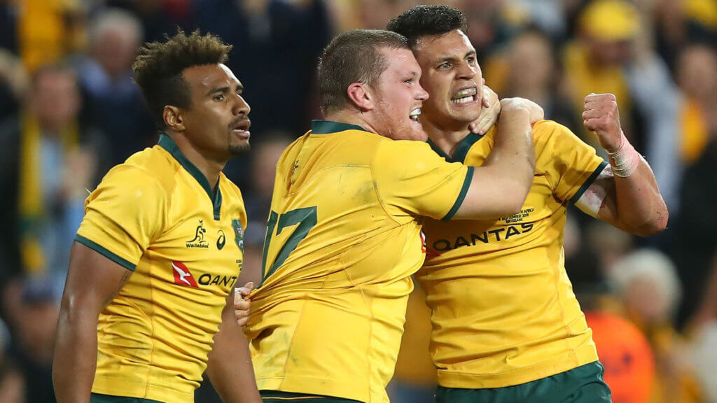 The Breakdown: A statistical look at round four of the Rugby Championship