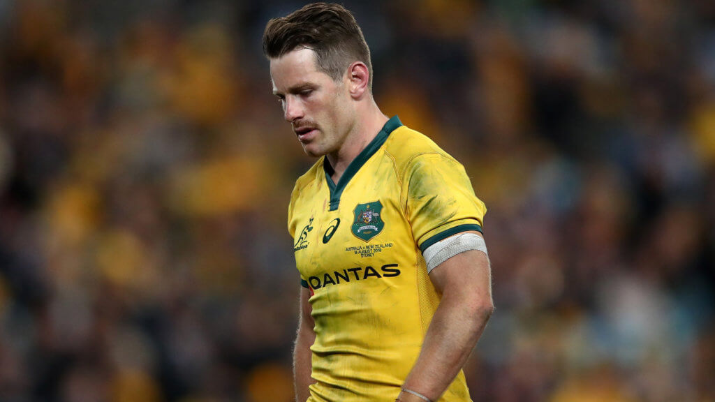 Foley dropped to bench for Wallabies' clash with Springboks