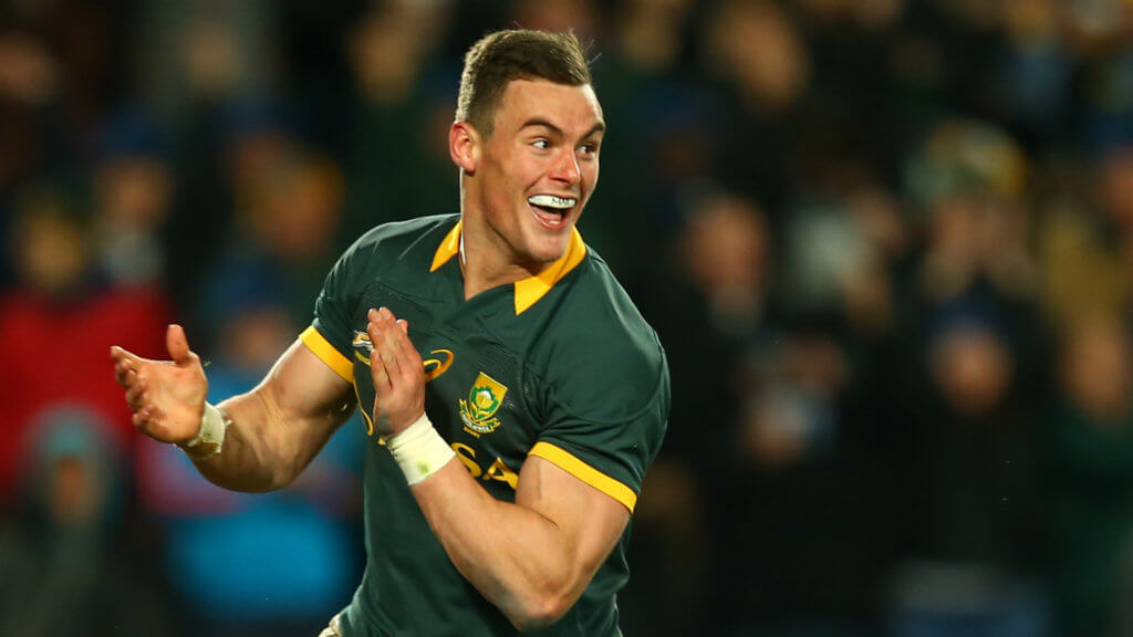 De Allende and Kriel, SA's most statistically successful centre pairing in recent years