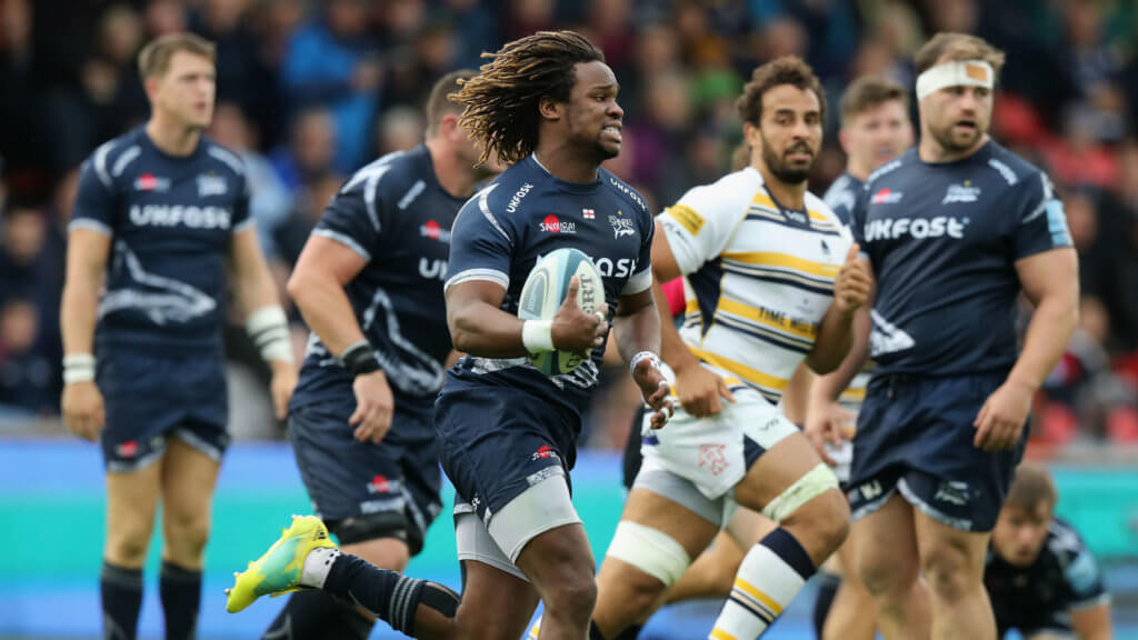 Injured winger Yarde to miss rest of season