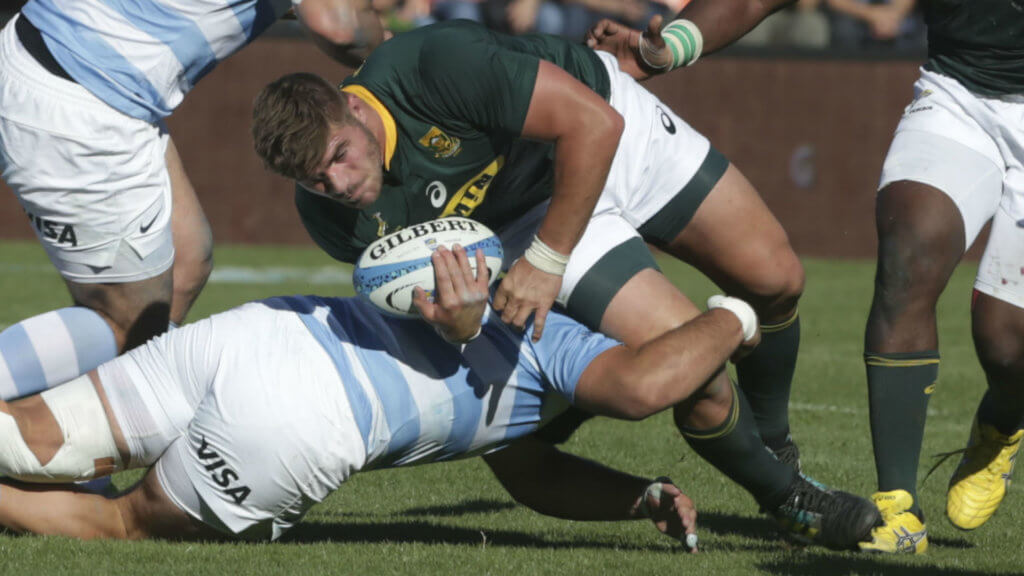 Springboks drop big names for Wallabies clash