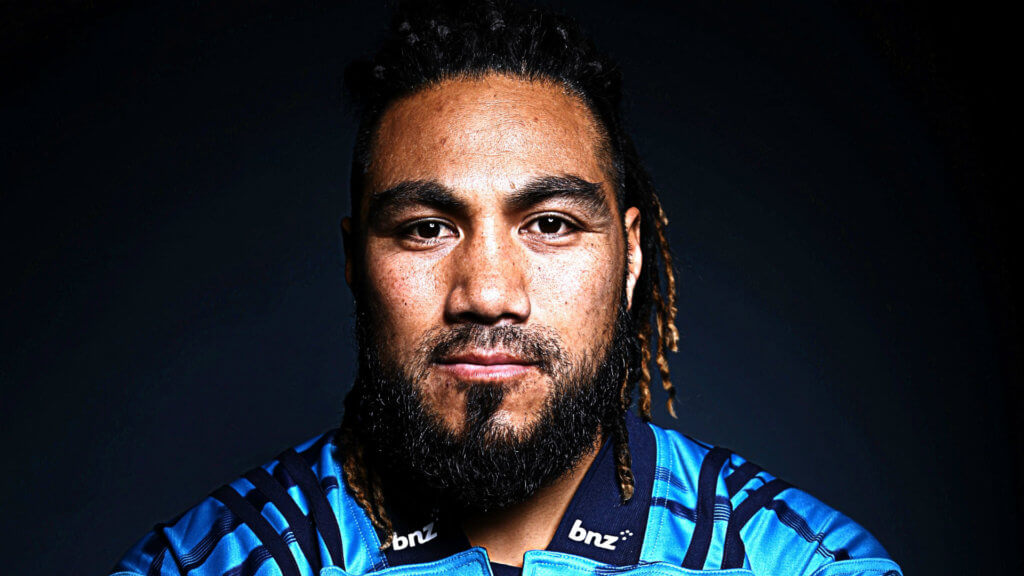 Nonu back with the Blues for 2019 Super Rugby season