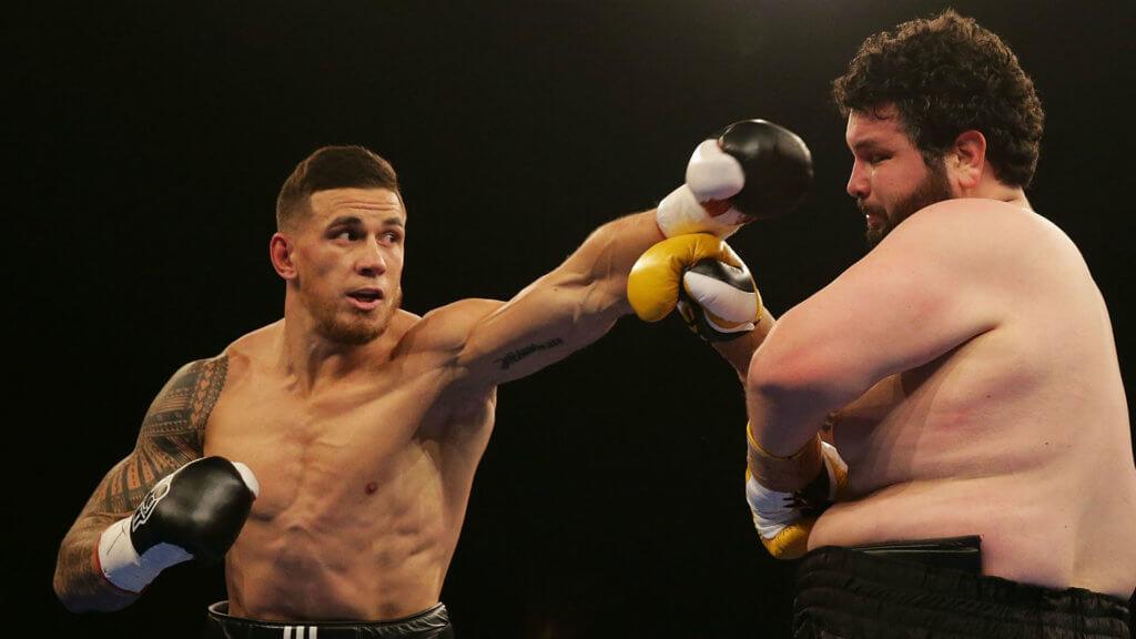 Hansen happy to let Williams make boxing return