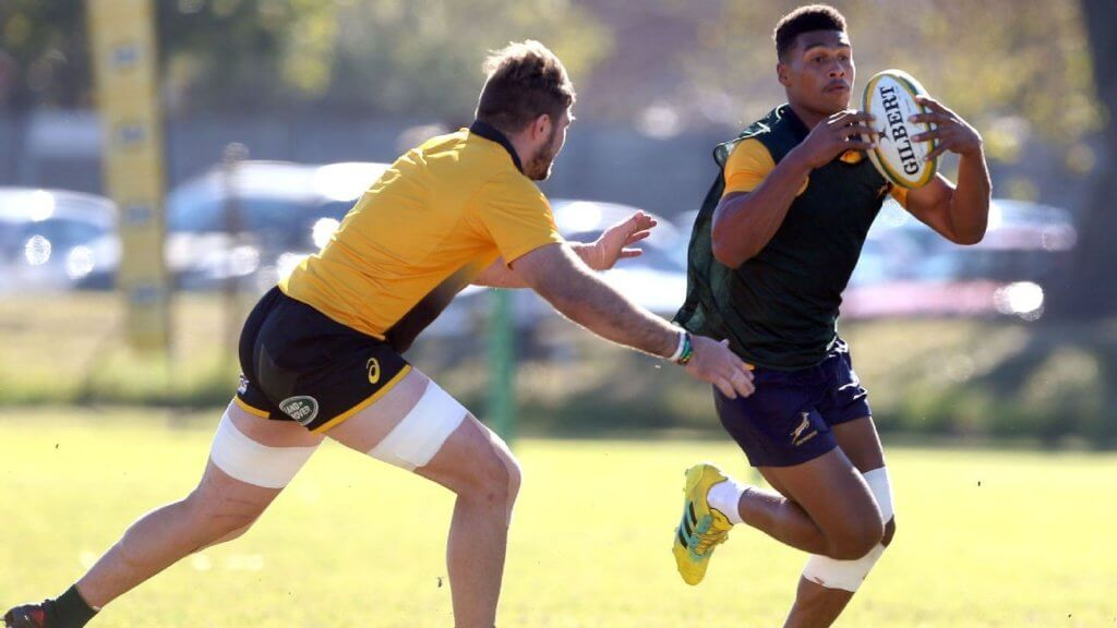 Fullback 'practice' for Willemse in Currie Cup clash