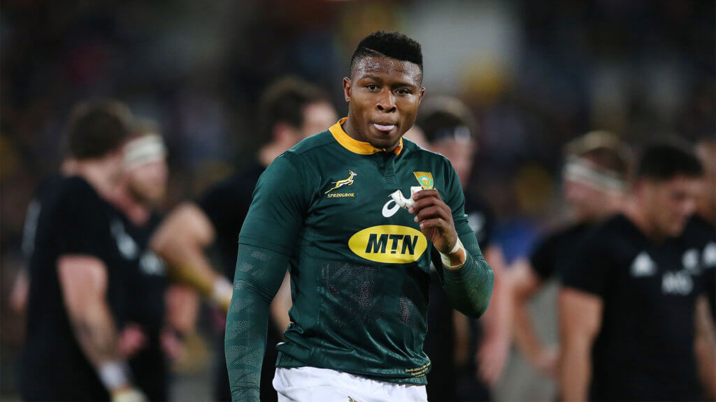 Dyantyi nominated for breakthrough player of the year award