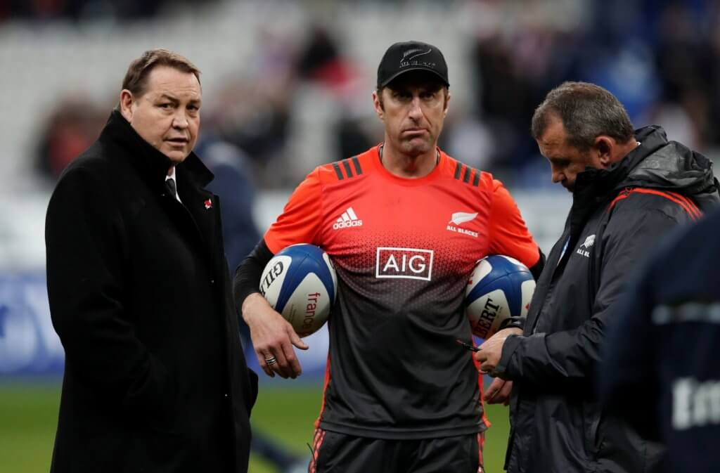 All Blacks to take 51 players to Japan reveals Hansen