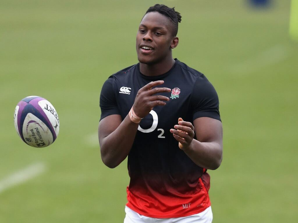 Itoje itching for physical challenge