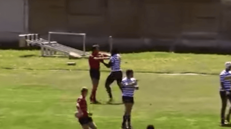 Lowlights from WP U19's 47-18 win over EP as ugly fight unfolds