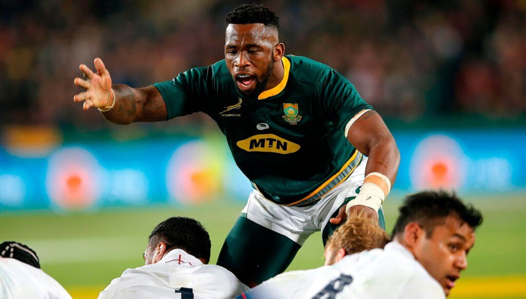 Rumours of an English move for Kolisi following Rugby World Cup