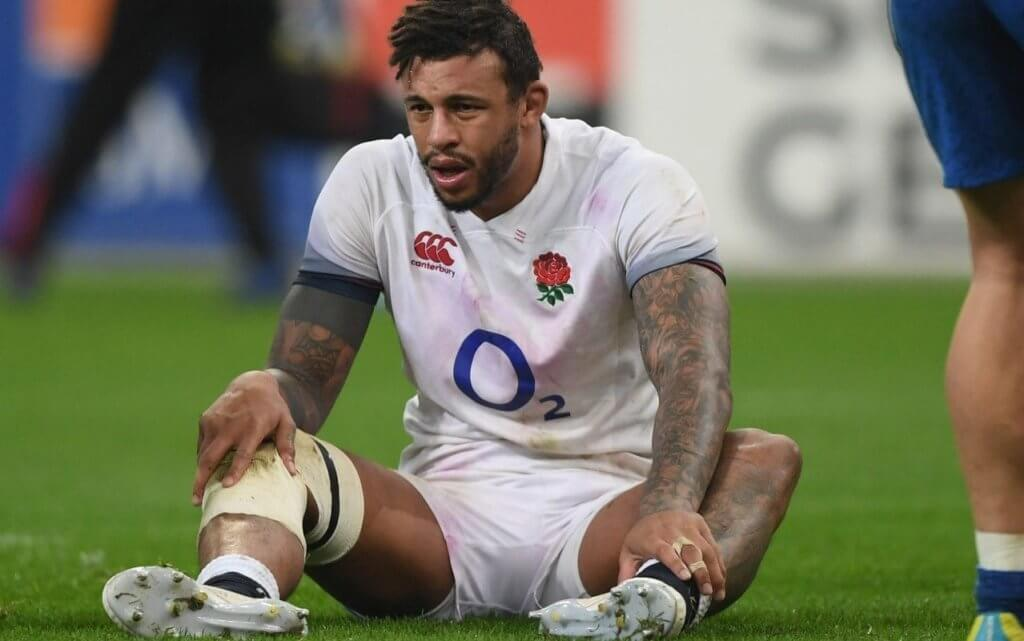 Injury blow for England ahead of Boks