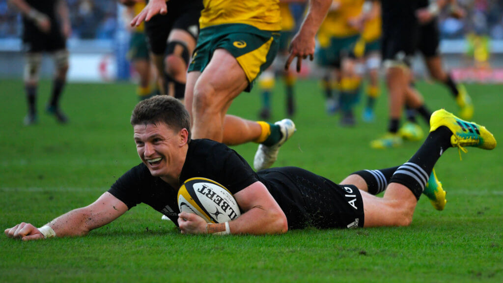 Ruthless All Blacks complete Bledisloe Cup whitewash