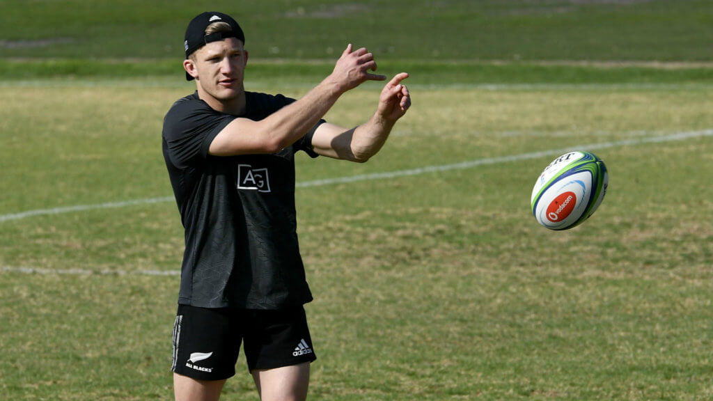 McKenzie to play full-back as All Blacks spring surprise