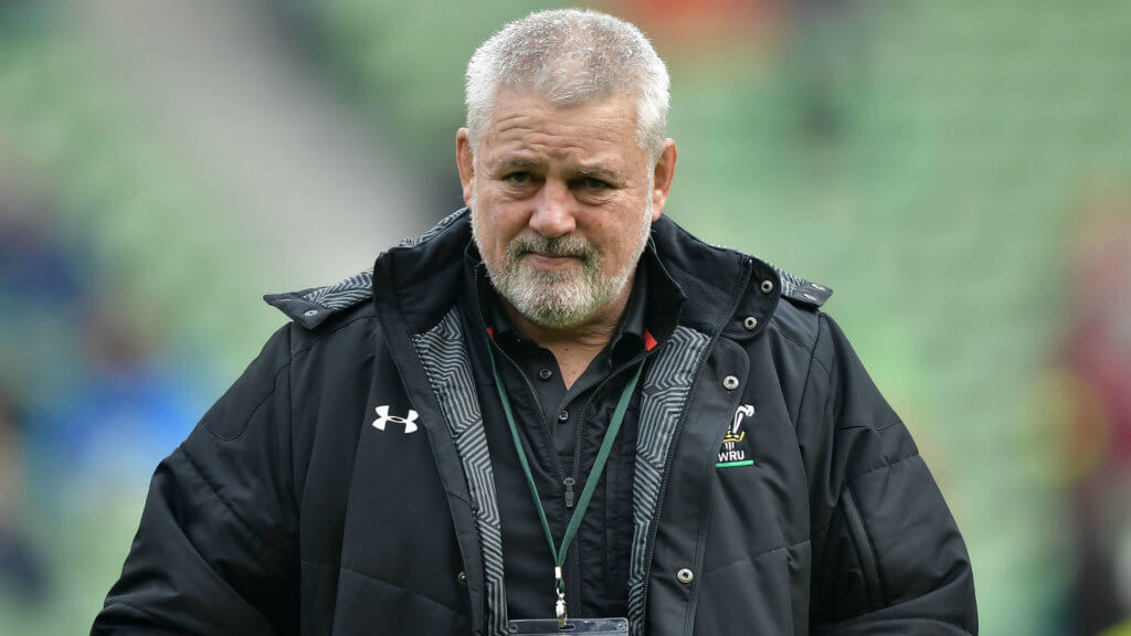 Wales boss Gatland returns to New Zealand after father's death