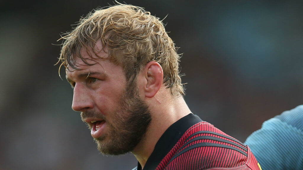 Robshaw joins list of England absentees