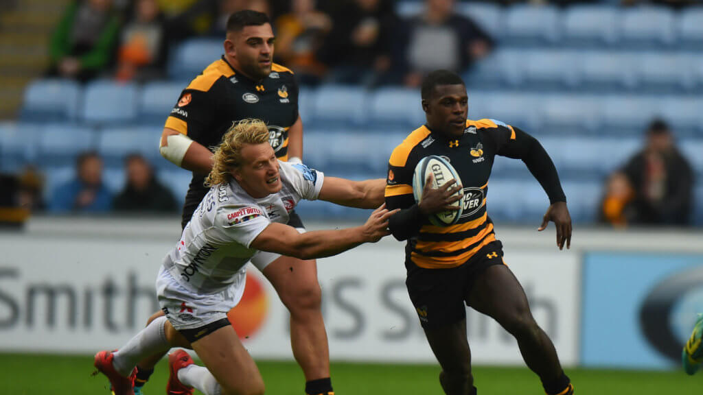 No Wade in Wasps squad amid NFL reports