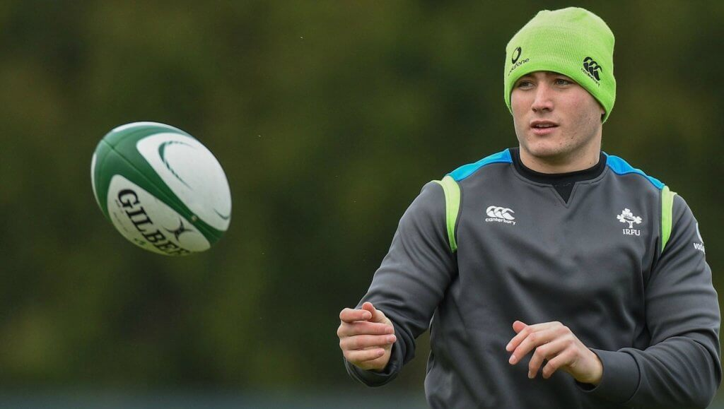 "Ireland ""not afraid"" of All Blacks"
