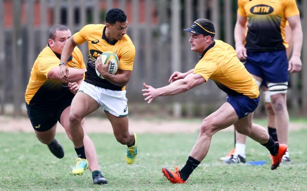 Papier's first start as Rassie names Springbok side