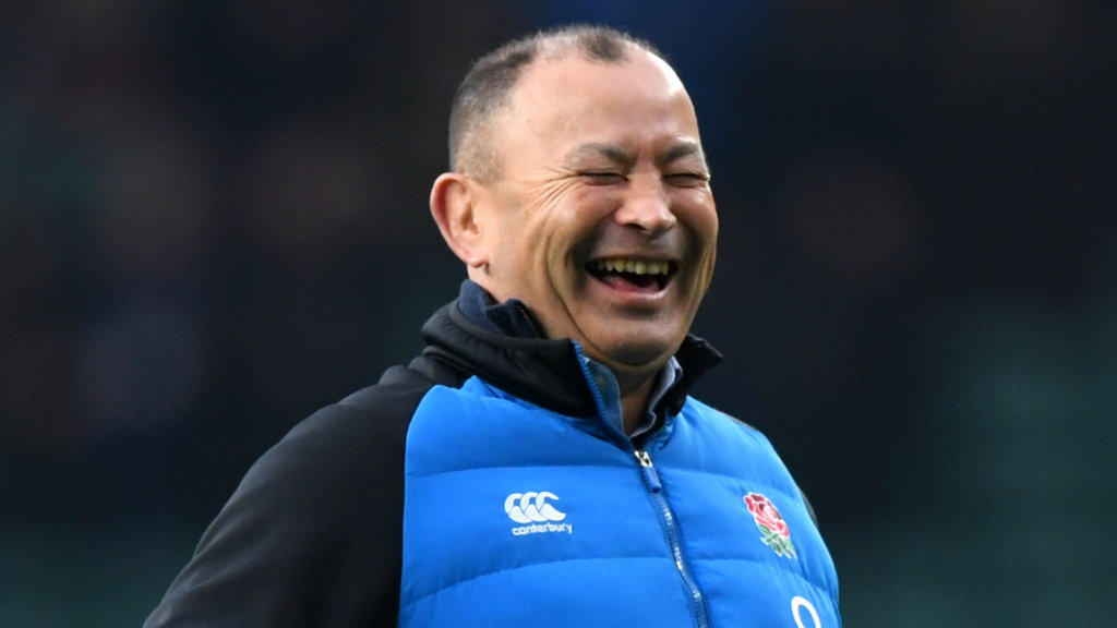 England are well poised - Jones enthused after Wallabies win