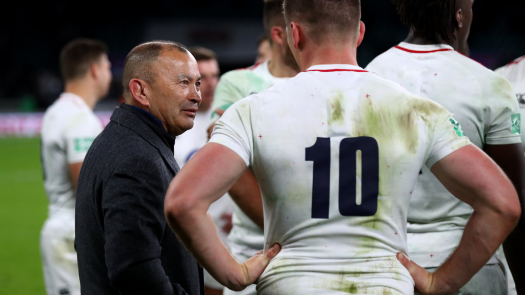 Farrell hit a 'solid tackle', says Jones