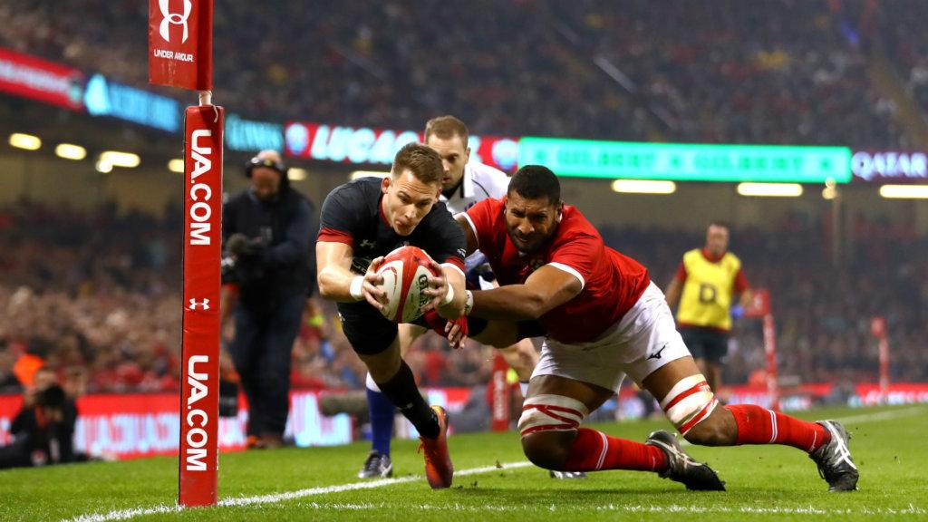 Wales start Williams at full-back for Springboks clash