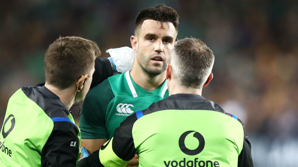 Murray and Henshaw out of All Blacks Test