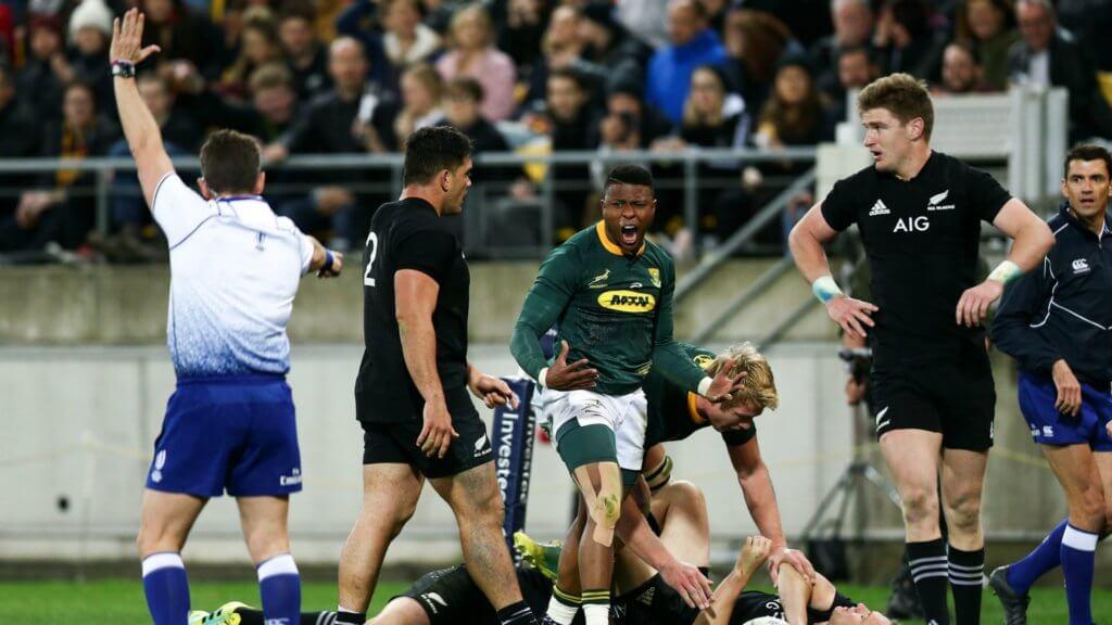 Wellington to host All Blacks vs Springboks pre-RWC clash