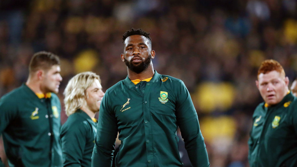 Kolisi proud of South Africa's improvements