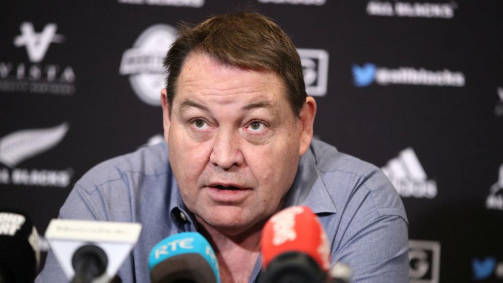 Hansen to make announcement on All Blacks future