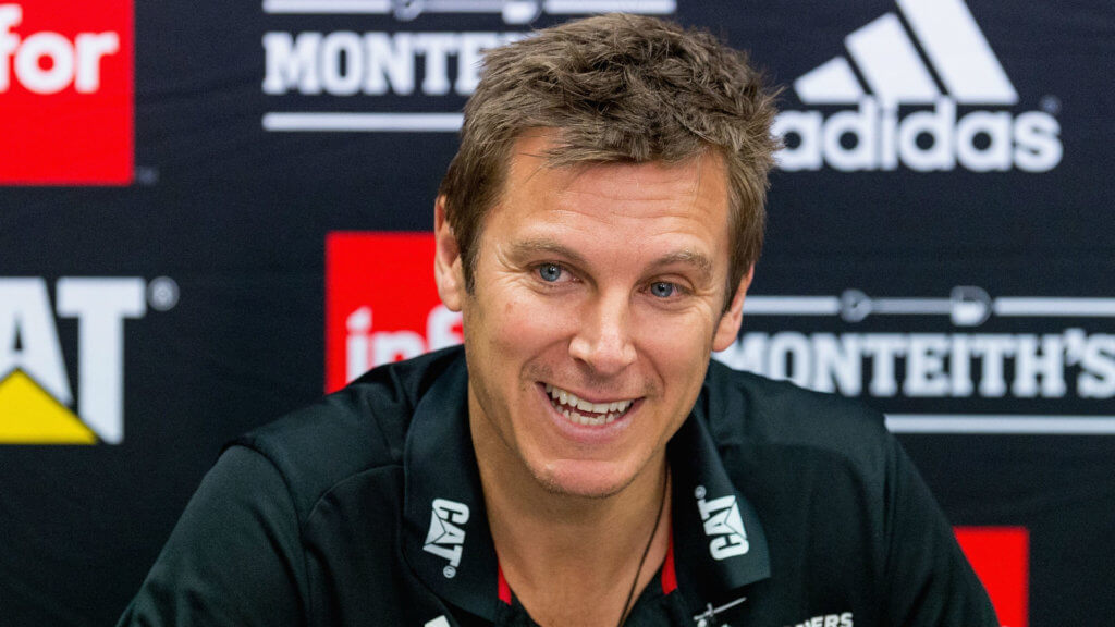 Crusaders assistant Mooar to take over at Scarlets