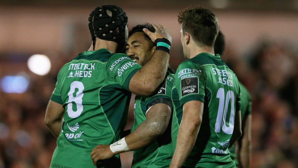 Confident Connacht complete double over Ulster