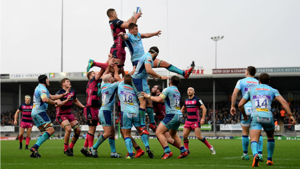 Exeter remain winless in Champions Cup after Gloucester defeat