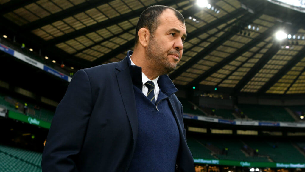 Rugby Australia to make Cheika decision this month