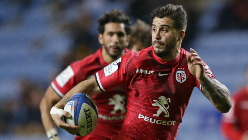 Toulouse beat Grenoble to go top, Toulon stun Stade with late rally