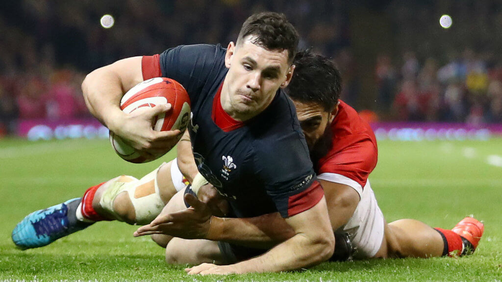 Tomos Williams and Anscombe to start for Wales in Paris