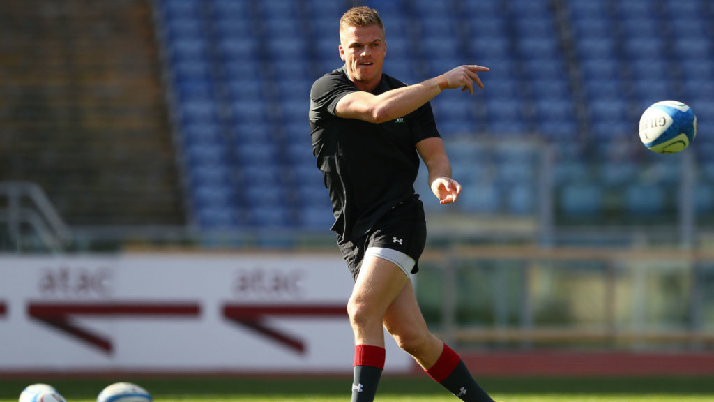 Gatland puts faith in Anscombe to face England