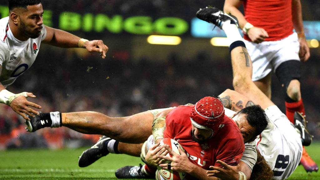 Wales lock Hill to miss rest of Six Nations