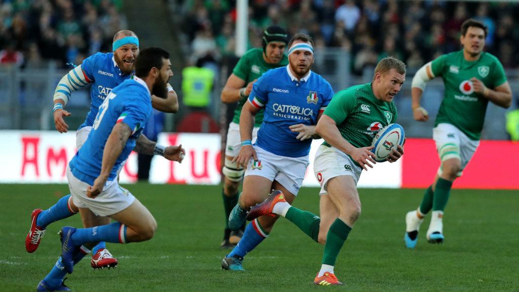Ireland overcome Italy scare to claim bonus-point win