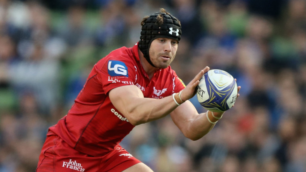 Halfpenny to make Scarlets comeback against Cheetahs