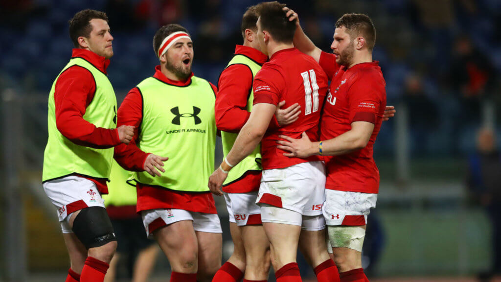 Wales scrap to Six Nations success over Italy