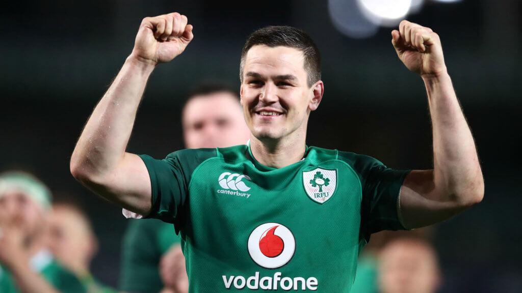 Sexton warns Wales: Ireland have stopped winning runs before