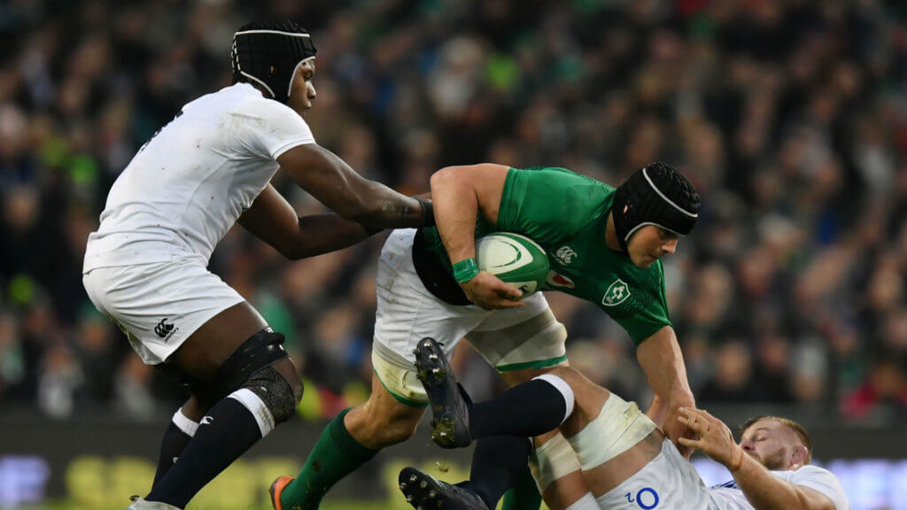 Wounded Ireland suffer Stander blow