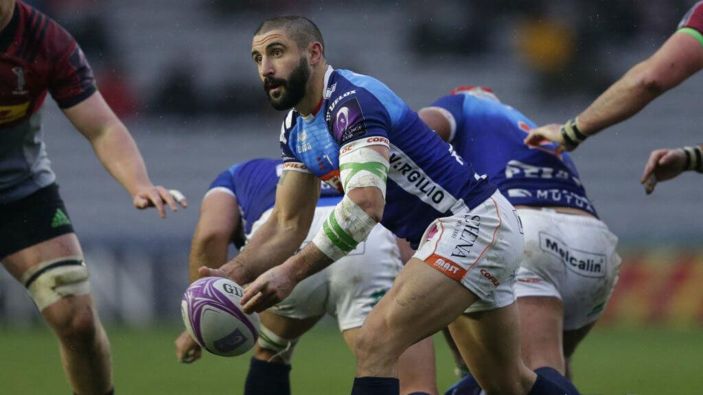 Tebaldi out of Wales clash as Italy call up Makelara