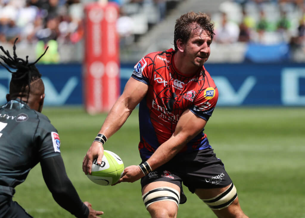 Lions sweat over Kwagga's fitness