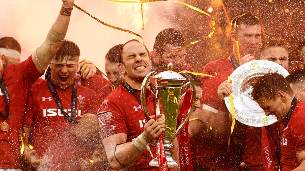 Wales captain Jones crowned Six Nations Player of the Championship